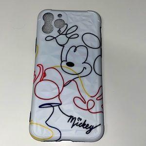 Iphone 11 pro Mickey Phone Case